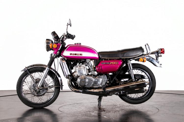 1972 SUZUKI GT 750 0