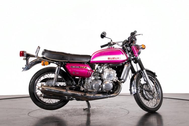 1972 SUZUKI GT 750 5