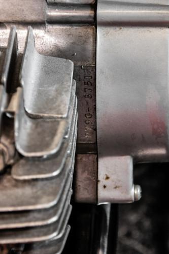 1976 Suzuki RV 90 13