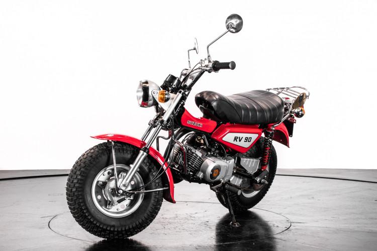 1976 Suzuki RV 90 4