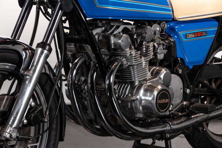 1979 Suzuki GS 550 E 19