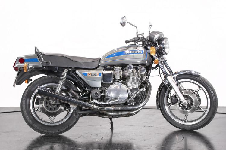 1980 Suzuki GS 1000 2