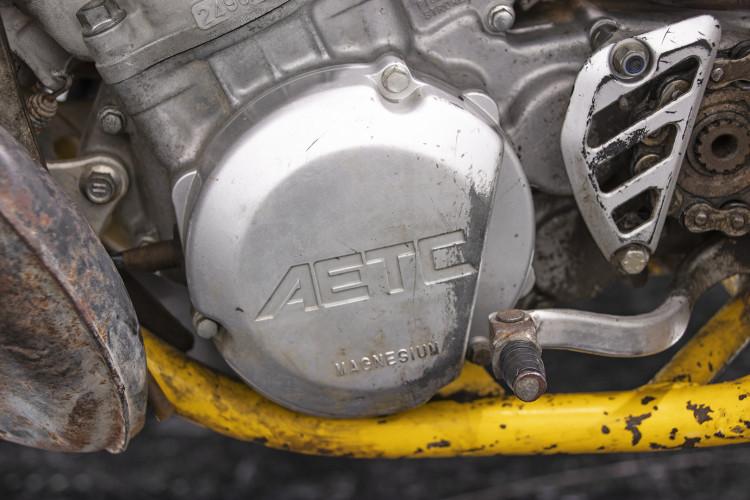 1991 Suzuki RM 250 19