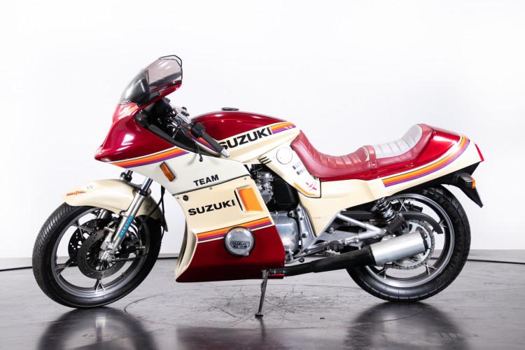 1985 Suzuki GSX 750 Katana 0