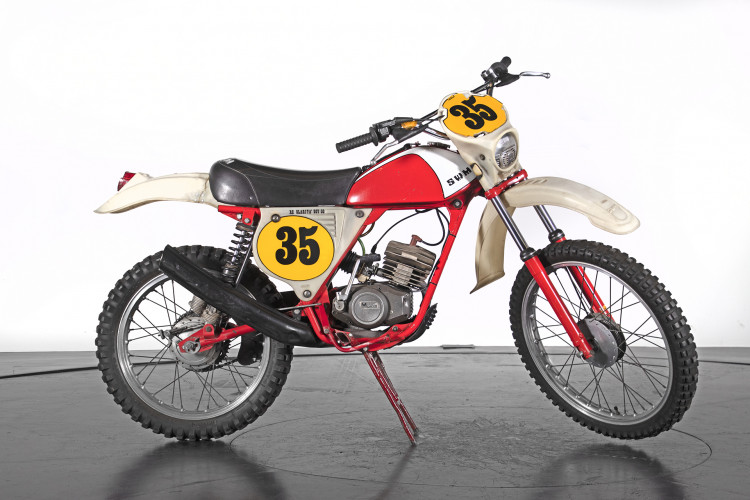 1979 SWM REGOLARITà 50 BOY 4