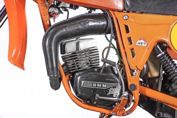 1978 SWM RS 125 9