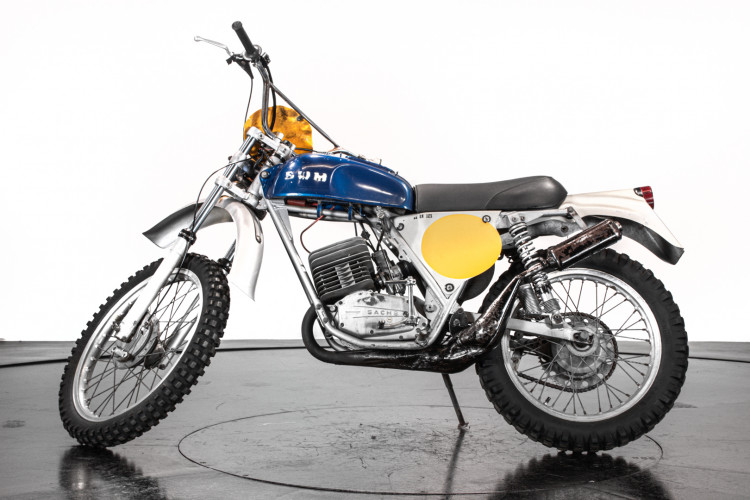 1975 SWM 125 6M 0