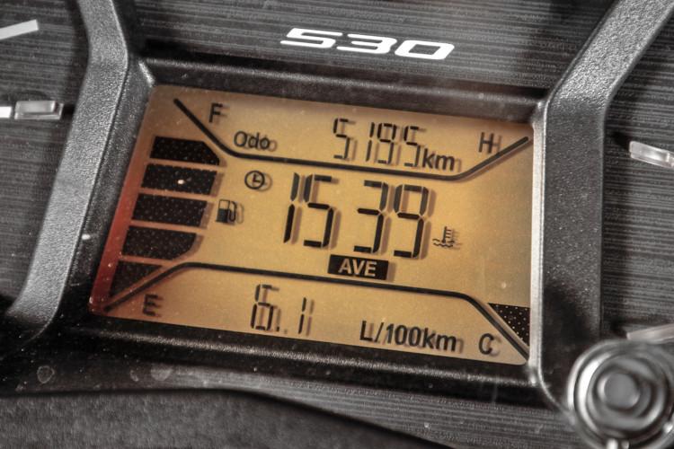 2013 Yamaha T-Max 530 36