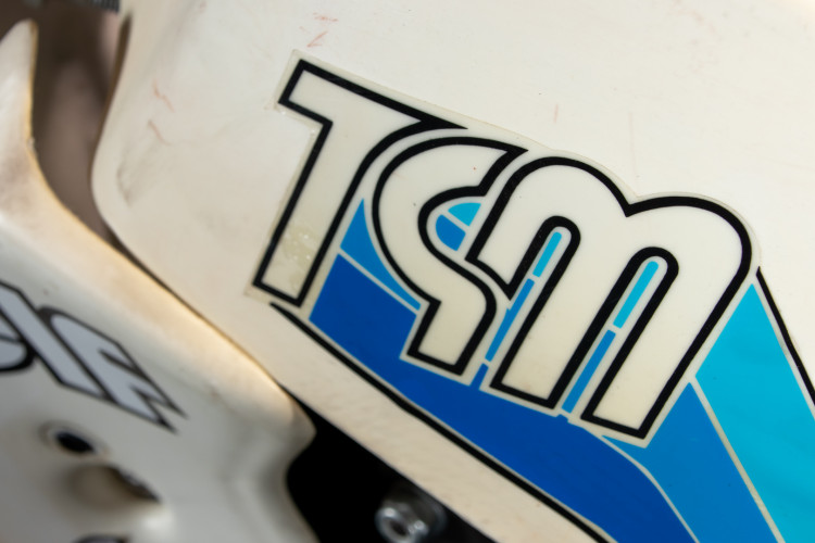 1981 TGM 50 Competizione Minarelli L.C. 17