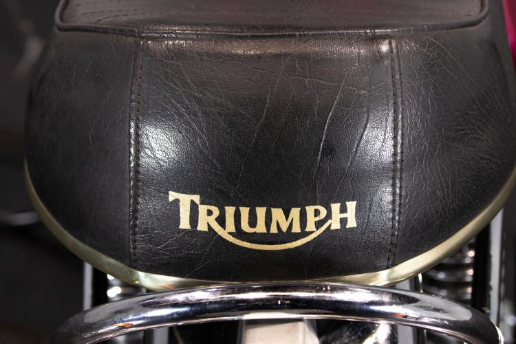 1974 TRIUMPH T 150 T TRIDENT 12