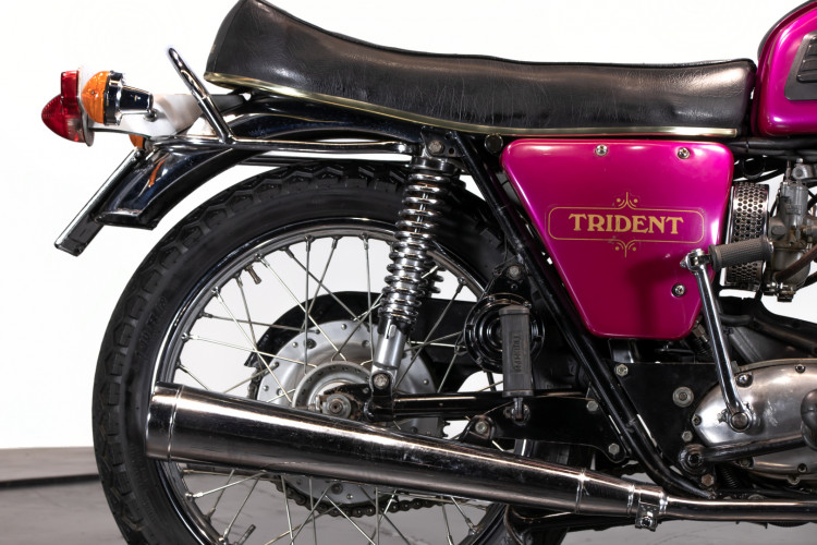1974 TRIUMPH T 150 T TRIDENT 5