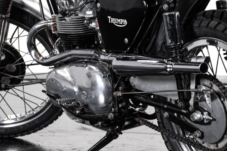 1970 Triumph TRIBSA 500 9