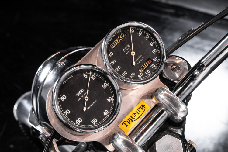 1970 Triumph TRIBSA 500 14