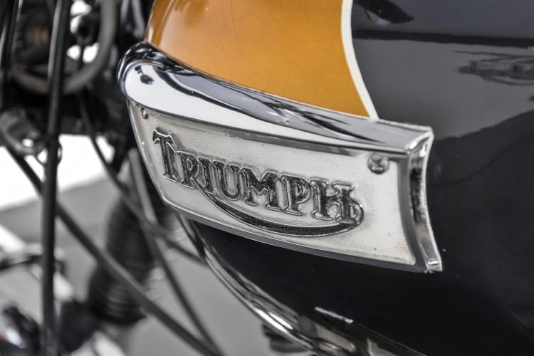 1974 Triumph T150 12