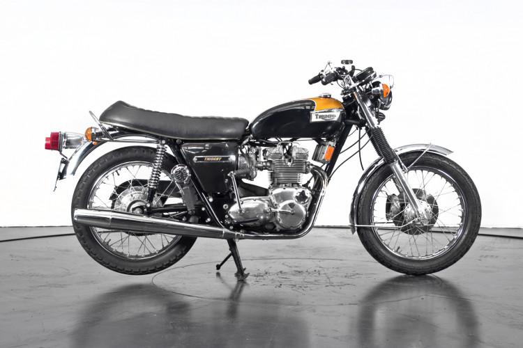 1974 Triumph T150 2