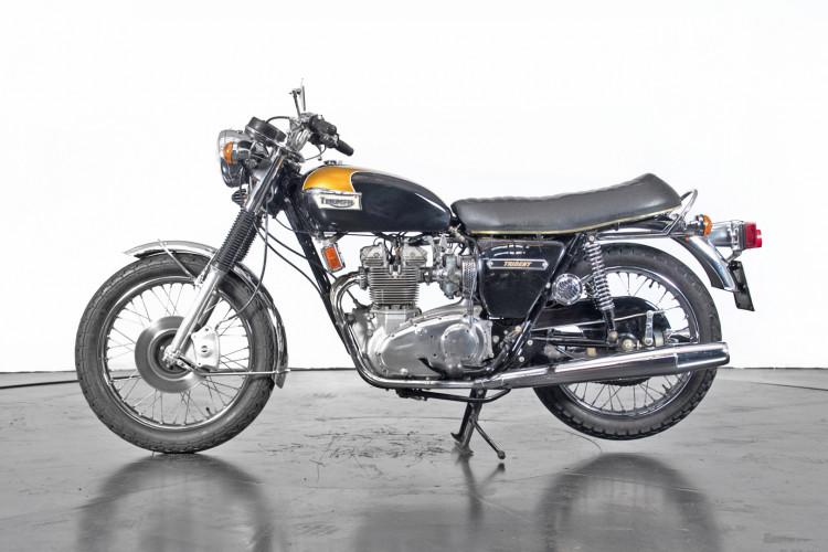 1974 Triumph T150 0