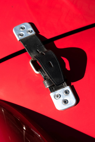 """1958 Triumph TR3A """"Bocca Stretta"""" 16"""
