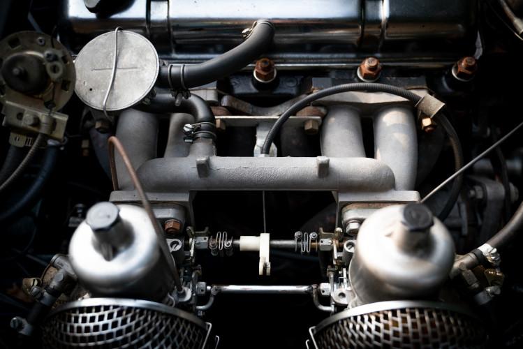 1965 Triumph TR4 A 14
