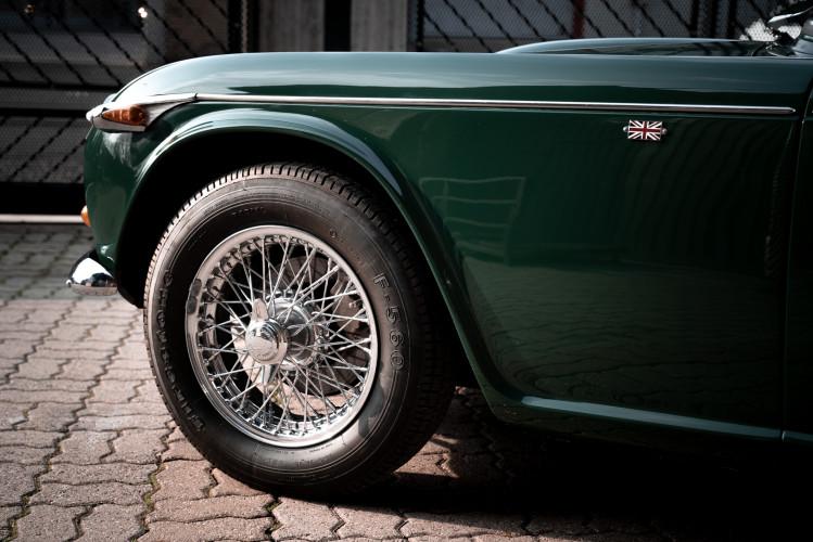 1965 Triumph TR4 A 4