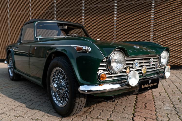 1965 Triumph TR4 A 6