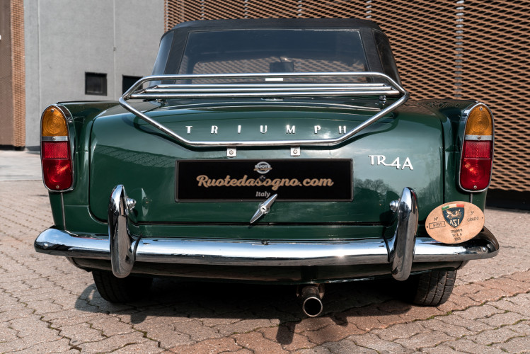 1965 Triumph TR4 A 9