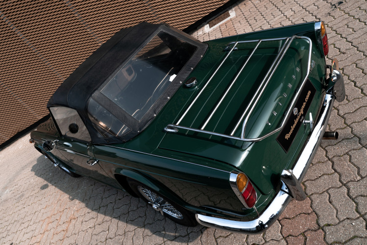 1965 Triumph TR4 A 12