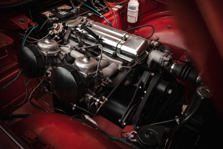 1963 Triumph TR4 48
