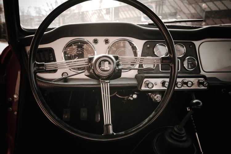 1963 Triumph TR4 35