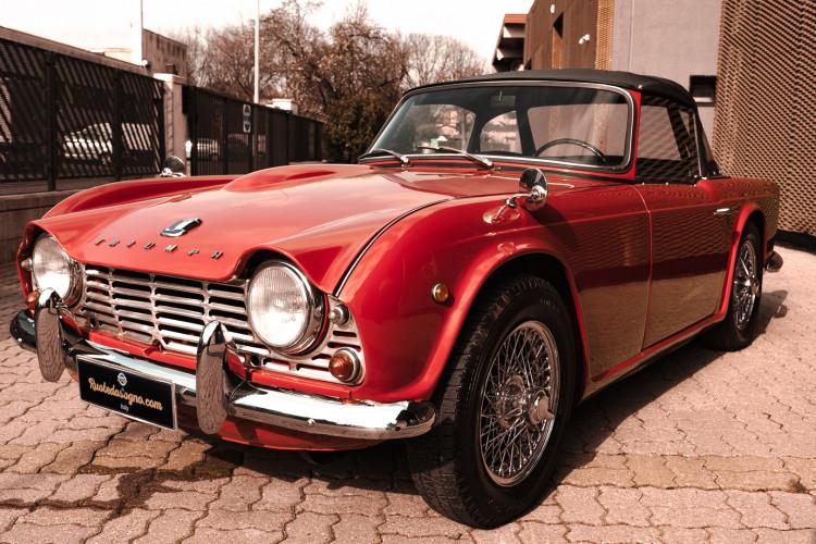 1963 Triumph TR4 0