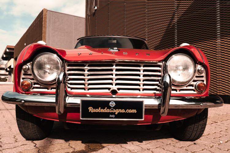 1963 Triumph TR4 1
