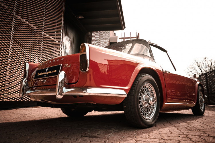 1963 Triumph TR4 2