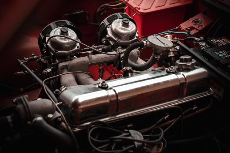 1963 Triumph TR4 39