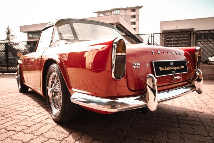 1963 Triumph TR4 4
