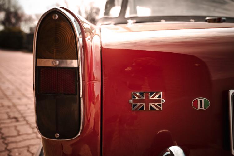 1963 Triumph TR4 15