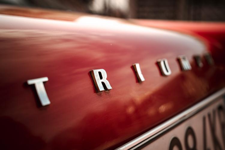 1963 Triumph TR4 16