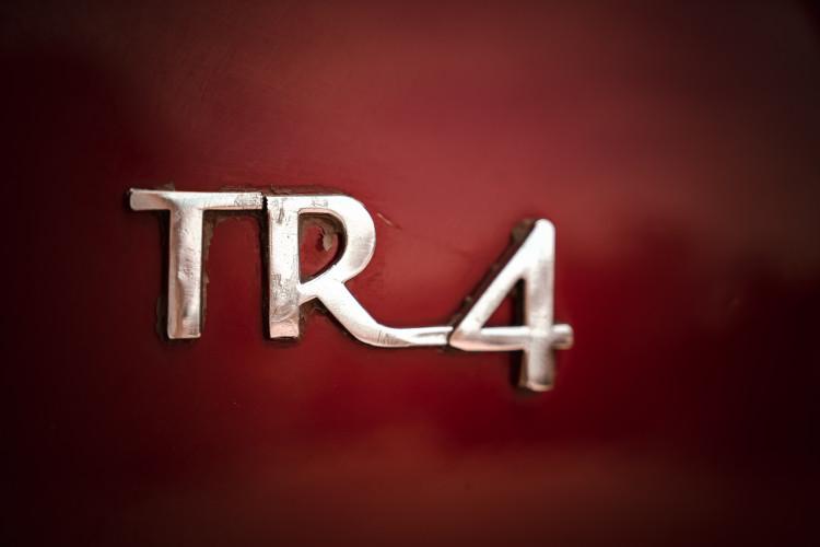 1963 Triumph TR4 17