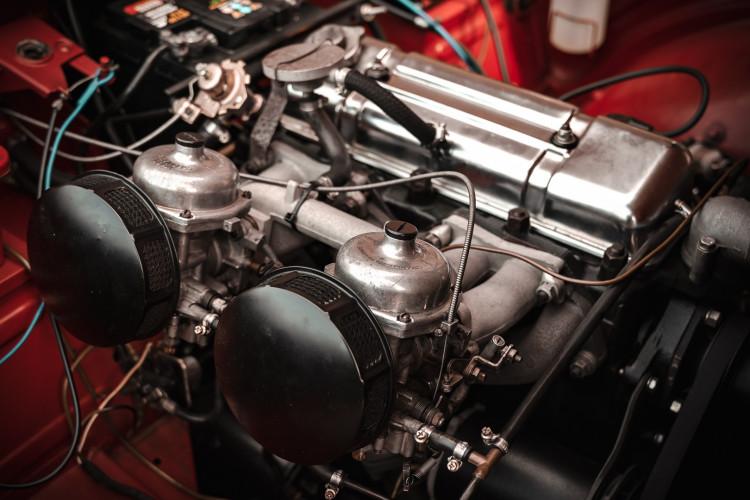 1963 Triumph TR4 42