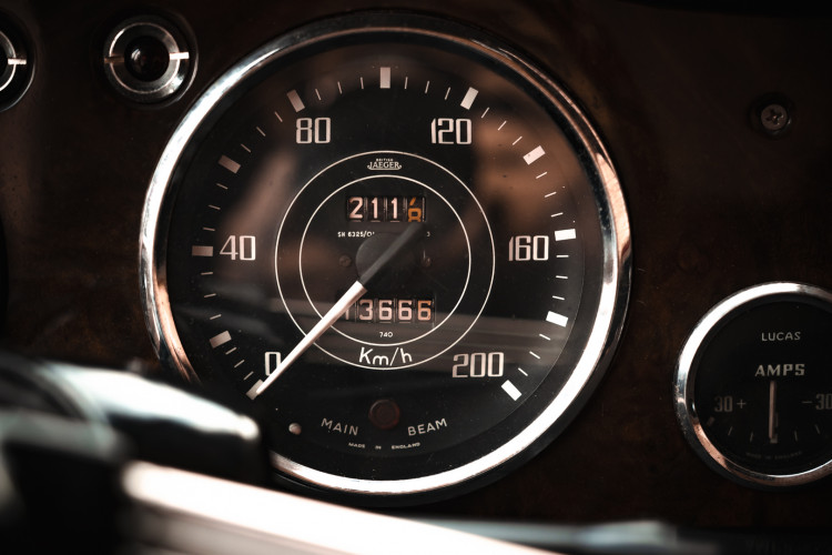 1963 Triumph TR4 Sport 22