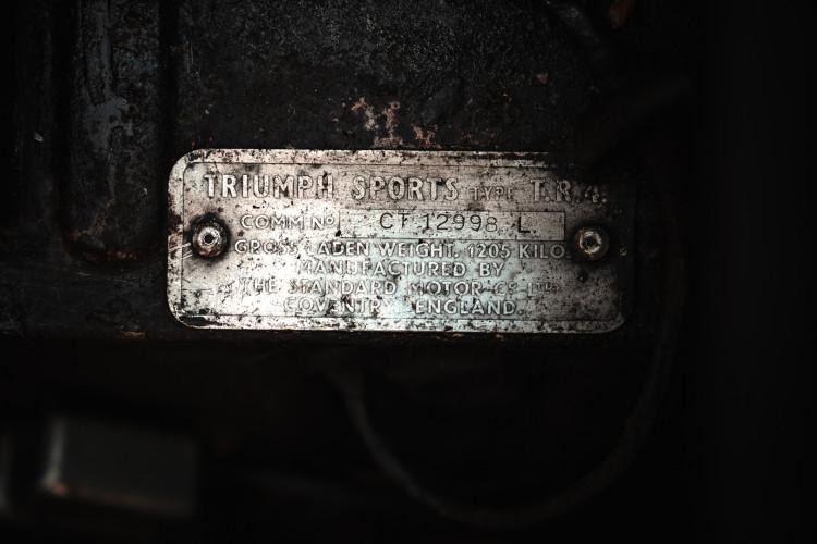 1963 Triumph TR4 Sport 39