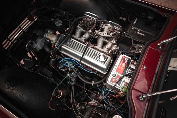 1963 Triumph TR4 Sport 40