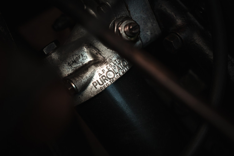 1963 Triumph TR4 Sport 41