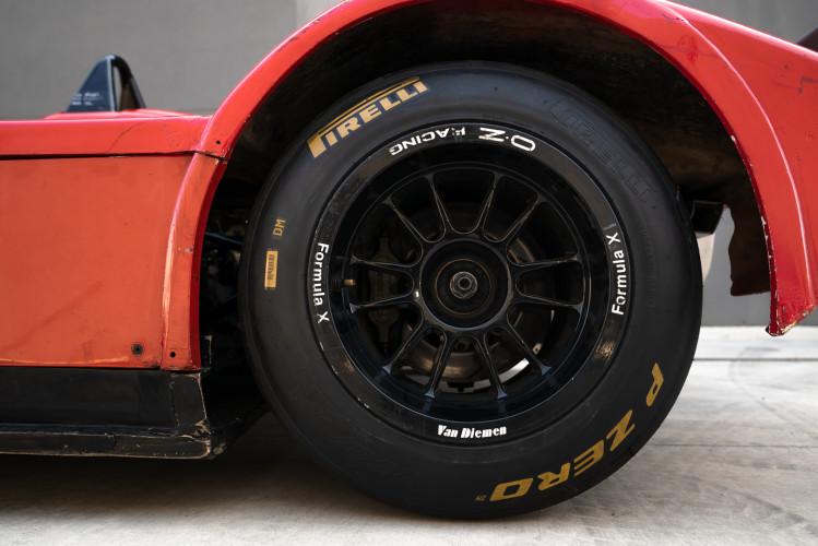 2004 Van Diemen Formula X RF04 CFX 14