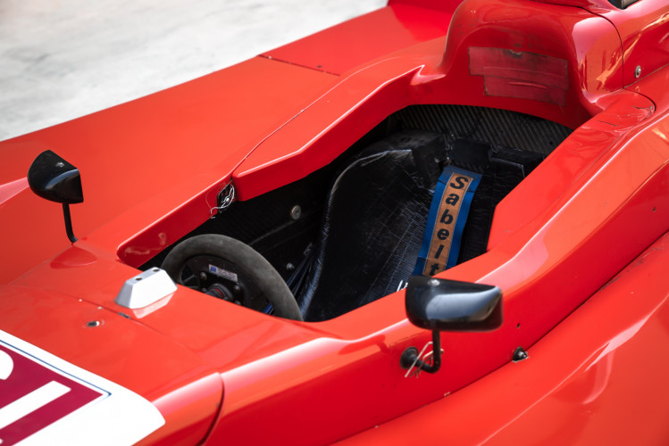 2004 Van Diemen Formula X RF04 CFX 13