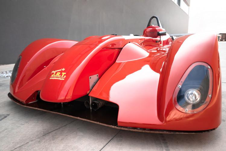 2004 Van Diemen Formula X RF04 CFX 8