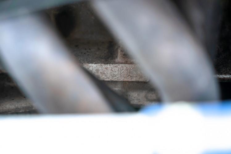 2004 Van Diemen Formula X RF04 CFX 57