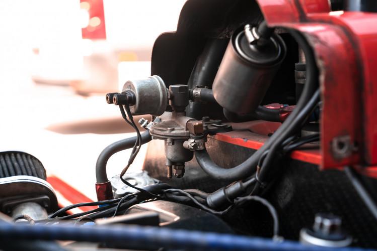 2004 Van Diemen Formula X RF04 CFX 59