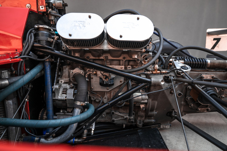 2004 Van Diemen Formula X RF04 CFX 55