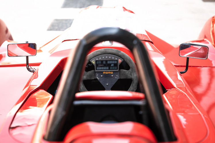 2004 Van Diemen Formula X RF04 CFX 23