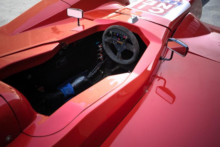 2004 Van Diemen Formula X RF04 CFX 11