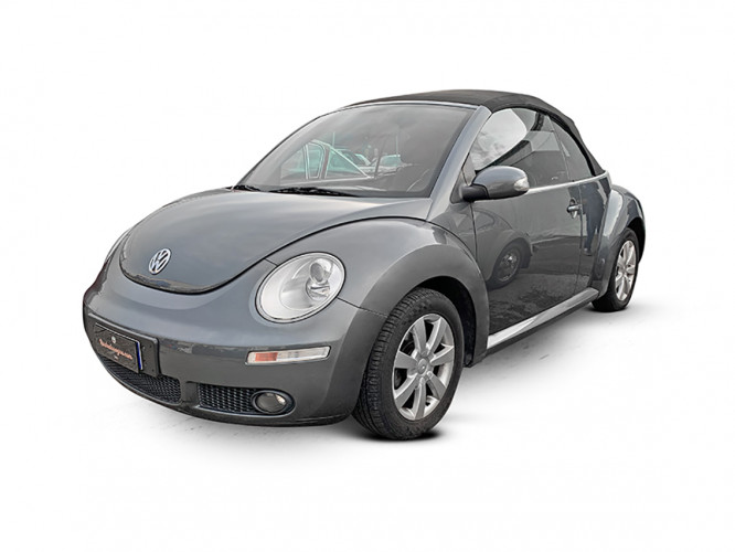 2008 Volkswagen New Beetle Cabrio 0